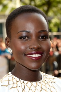 Lupita Nyong'o - She is beautiful isn't she?